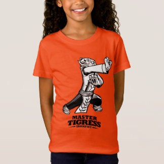 Master Tigress Ironfist T-Shirt