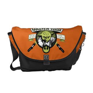 Master Yoda Commuter Bag