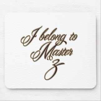 Master Z Mouse Mat