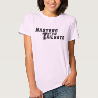 Masters of the Tailgate Tees