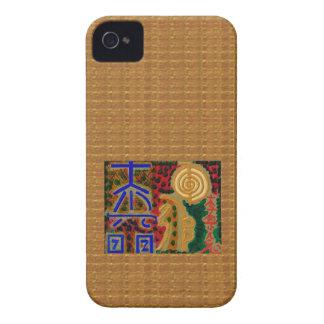 Masters REIKI Healing Symbol Art TEMPLATE wellness iPhone 4 Case-Mate Case