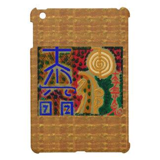 Masters REIKI Healing Symbol Art TEMPLATE wellness iPad Mini Cases