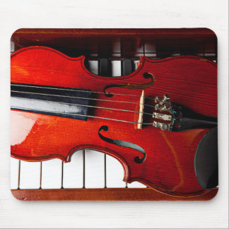 Masterworks - Violin and Piano Mouse Mat
