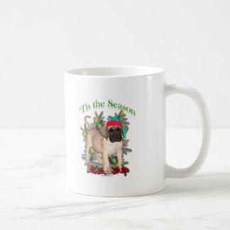 Mastiff 2 'Tis Basic White Mug
