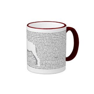 Mastiff AKC Breed Standard Mug