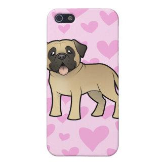 Mastiff / Bullmastiff Love iPhone 5/5S Cover