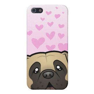 Mastiff / Bullmastiff Love iPhone 5 Cover