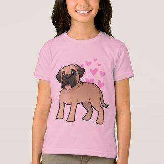 Mastiff / Bullmastiff Love T-Shirt