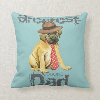 Mastiff Dad Cushion