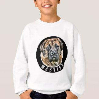 Mastiff Dog 002 Sweatshirt