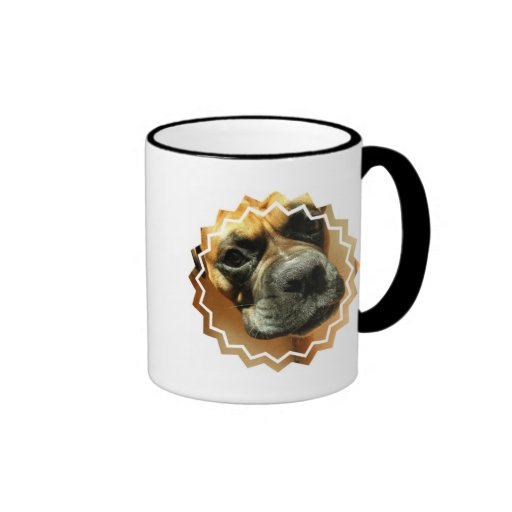Mastiff Dog Coffee Mug