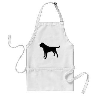 Mastiff Dog Standard Apron