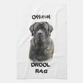 Mastiff Drool Rag Towels
