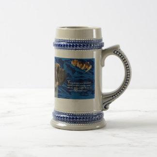 Mastiff Engraving Mug