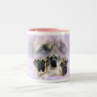 Mastiff Eyes of Love Mug