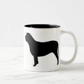 Mastiff Gear Two-Tone Coffee Mug