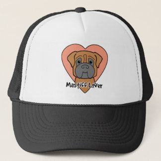 Mastiff Lover Trucker Hat