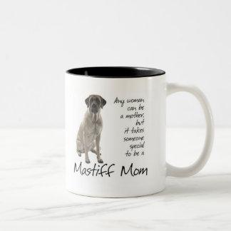 Mastiff Mom Mug