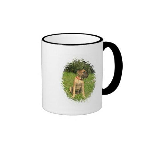 Mastiff Puppy Coffee Mug
