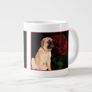 Mastiff puppy jumbo mug