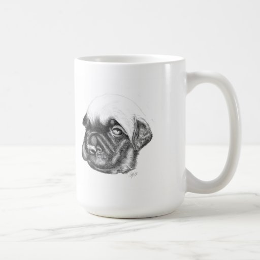 Mastiff Puppy Mugs