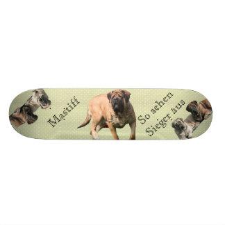 Mastiff skateboard