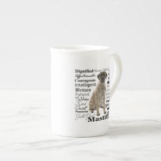 Mastiff Traits Bone China Mug