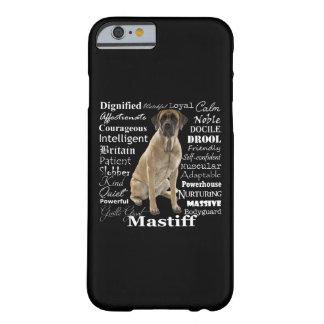 Mastiff Traits Smartphone Case