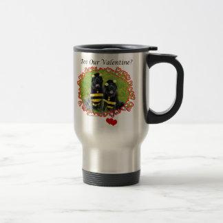 Mastiff Val 7 Stainless Steel Travel Mug