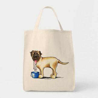 Mastiff Water Maker Tote Bag