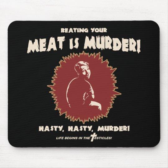 masturb-retro-DKT Mouse Pad