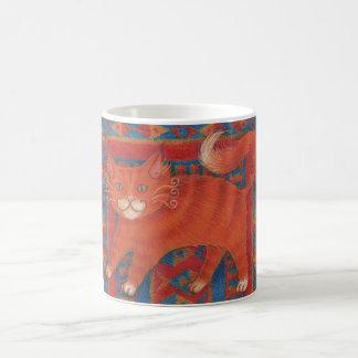 Mat Cat mug