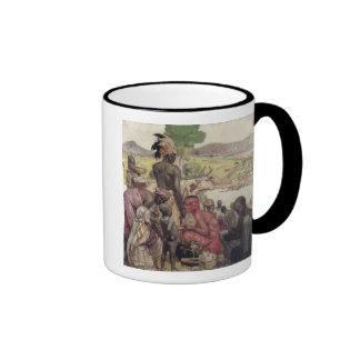 Matadi, 1929 ringer mug