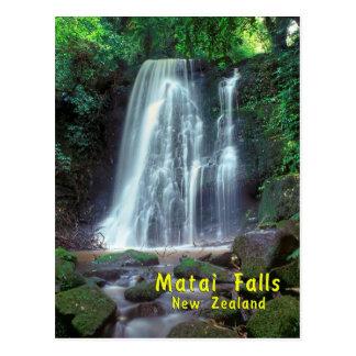 Matai Falls Post Cards