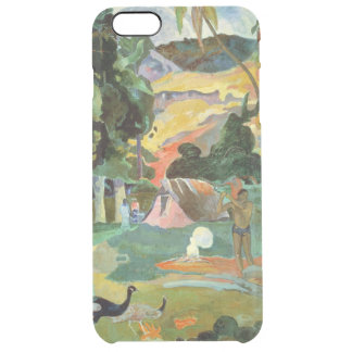 Matamoe or, Landscape with Peacocks, 1892 Clear iPhone 6 Plus Case