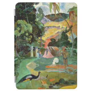 Matamoe or, Landscape with Peacocks, 1892 iPad Air Cover