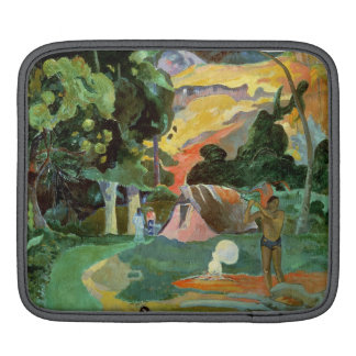 Matamoe or, Landscape with Peacocks, 1892 Sleeve For iPads