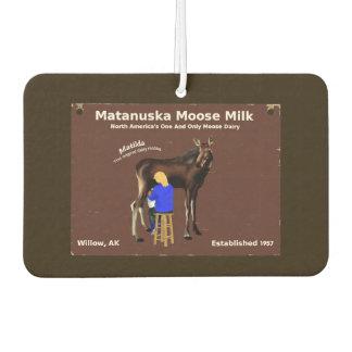 Matanuska Moose Milk