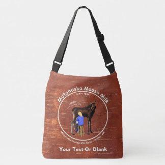 Matanuska Moose Milk Crossbody Bag
