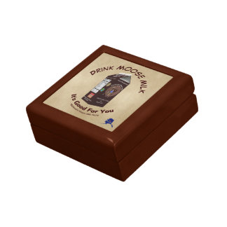 Matanuska Moose Milk Gift Box