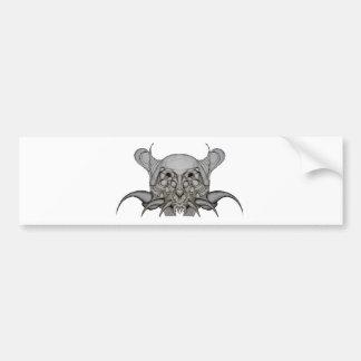Match-a-Sketch Bumper Sticker