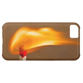 Match catching fire iPhone 5C case