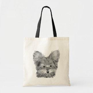 Matching Cute Yorkie Dog Bag