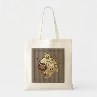 Matching Safari Bag in Brown