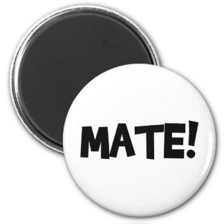 MATE REFRIGERATOR MAGNETS