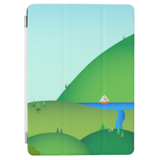 Material March iPad Air Cover