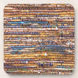 Material Rug Coaster