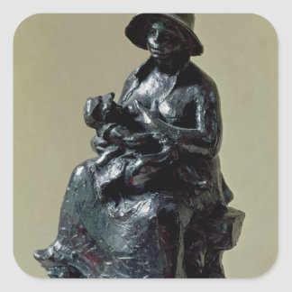Maternity, 1916 square sticker