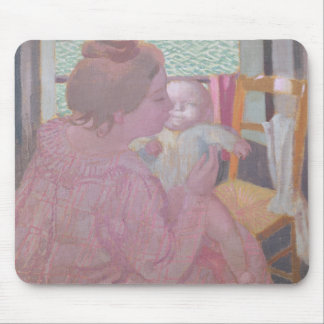 Maternity at the Window, 1901 Mouse Mat