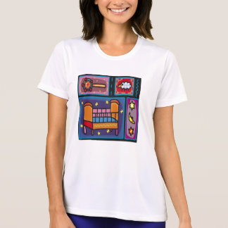 Maternity Crib T-Shirt